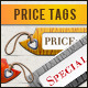 Price, Discount & For Sale Tags - GraphicRiver Item for Sale