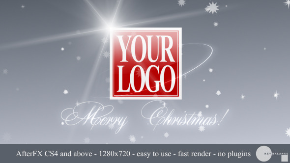 After Effects Project - VideoHive Christmas Opener 3394851