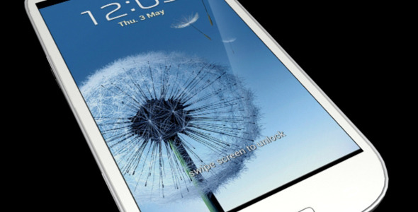 Samsung S3 - 3DOcean Item for Sale