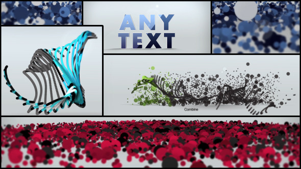 VideoHive Abstract Logo Revel 3414908