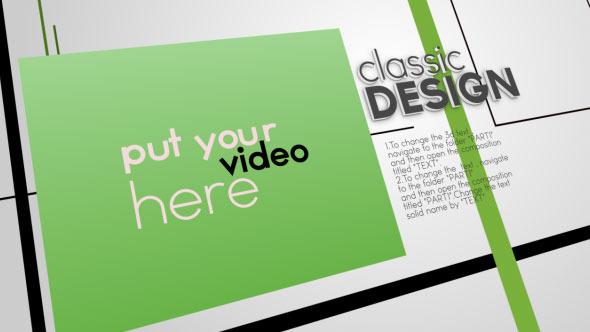 VideoHive White classic presentation 3416402