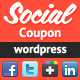 Social Coupon for WordPress - CodeCanyon Item for Sale