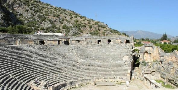 The Roman Amphitheatre 2