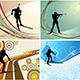 Download Vector Biathlon Set