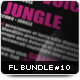 Party Flyers Bundle 3in1 #10 - GraphicRiver Item for Sale
