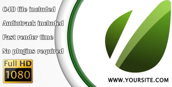VideoHive Calm Logo Reveal 3418673