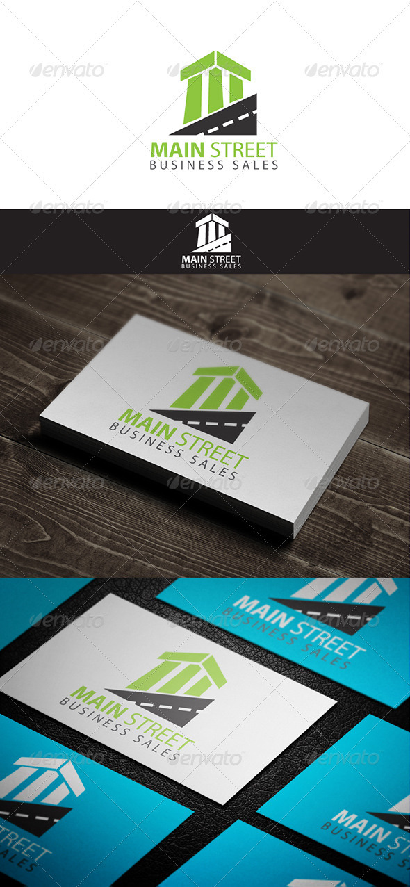 GraphicRiver Main Street 3384429