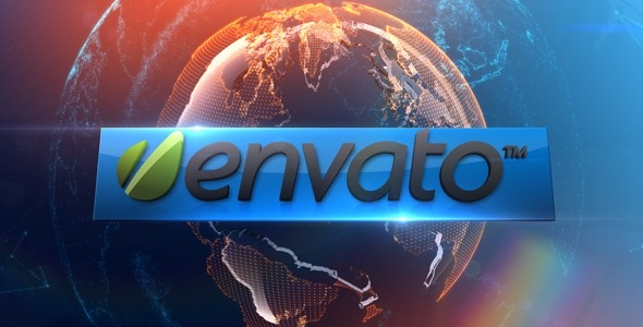 VideoHive Global Business Logo 3400316