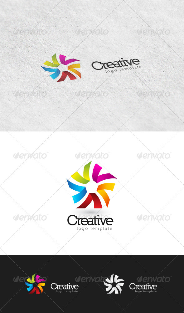 GraphicRiver Creative Logo Template 2 3421124