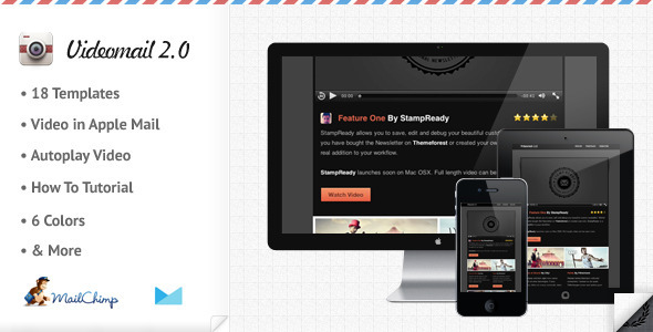 ThemeForest Videomail 2.0 3422053