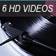 Turntable Spinning Vinyl (6 in 1) Full HD - VideoHive Item for Sale