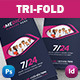 Health Business Tri-Fold - GraphicRiver Item for Sale