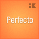 Perfecto - Pixel Perfect Wordpress Theme - ThemeForest Item for Sale