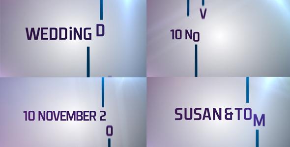 E3D Text Reveal