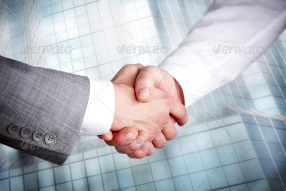 PhotoDune Handshaking 369244
