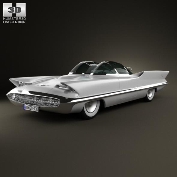 Lincoln Futura 1955