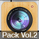 Camera App Icon Pack Vol 2 - GraphicRiver Item for Sale