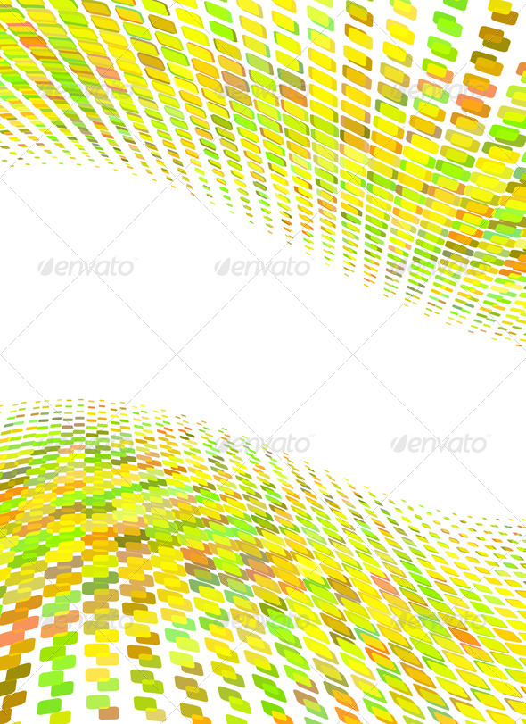 GraphicRiver Organic Wave Surface 3424333