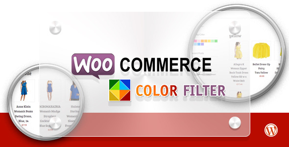 CodeCanyon WooCommerce Products Color Filters WP Plugin 3424844