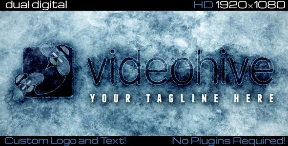 VideoHive Frozen Logo 3386497