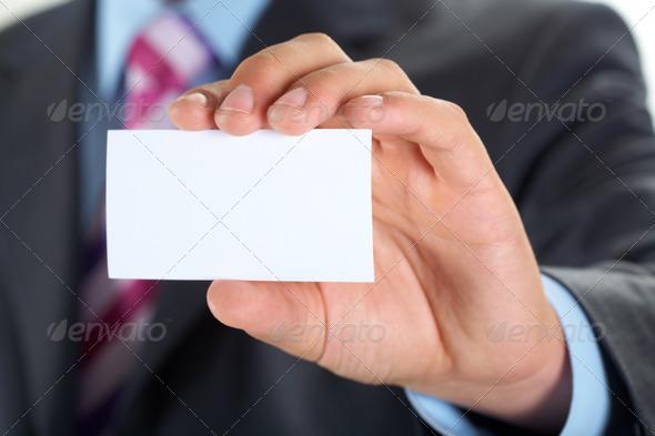 PhotoDune Identity card 369390