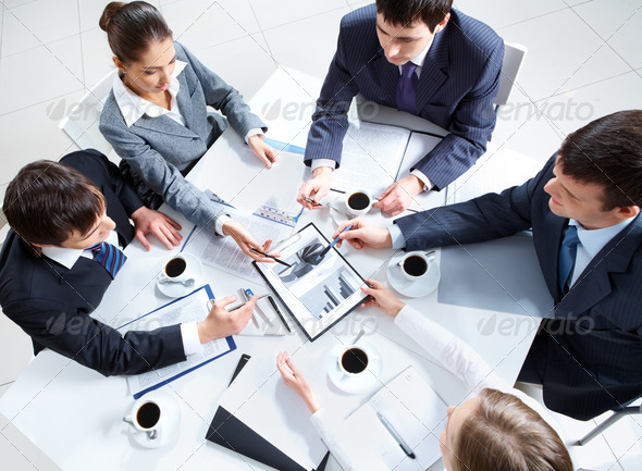 Consultation - Stock Photo - Images