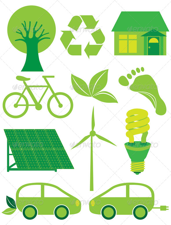 go green clip art pictures - photo #37
