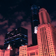 Chicago Skyline from Millennium Park - VideoHive Item for Sale