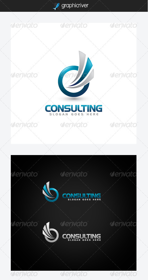 GraphicRiver Consulting Business 3427477