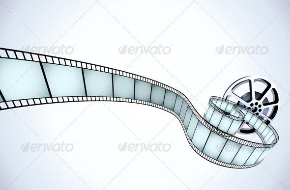 GraphicRiver Movie Reel 3427555