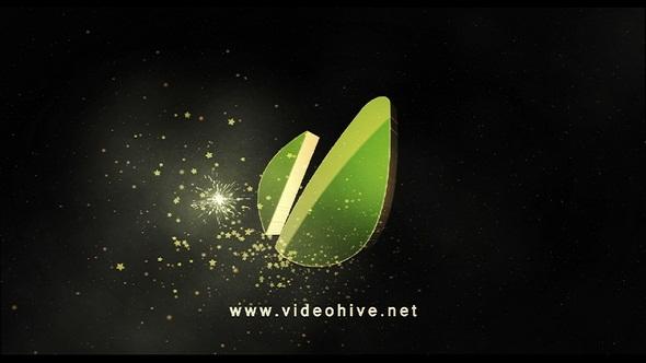 VideoHive Christmas Star Logo 3394618