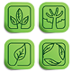 9 Vector Eco Labels - GraphicRiver Item for Sale