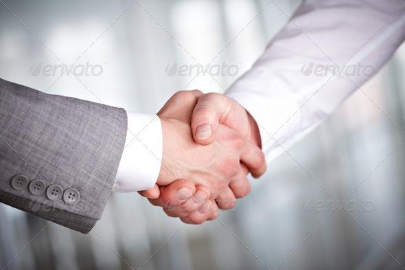 PhotoDune Handshaking 369921
