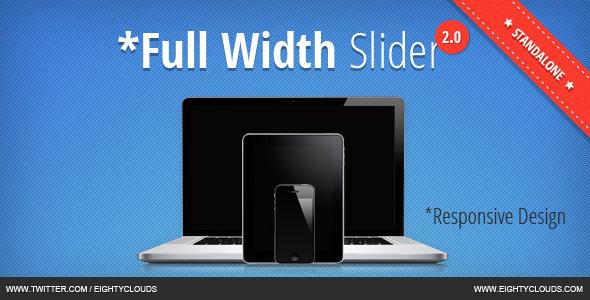 CodeCanyon Full Width Slider 2 3430907