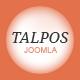Talpos – Responsive Clean & Fresh Joomla Templates  Free Download