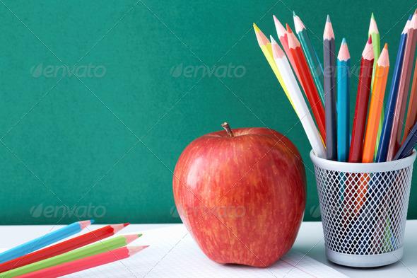 PhotoDune Primary school 370409