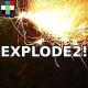 Cinematic Sparkling Explosion 2 - AudioJungle Item for Sale