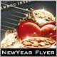 Destiny New Year Flyer - GraphicRiver Item for Sale