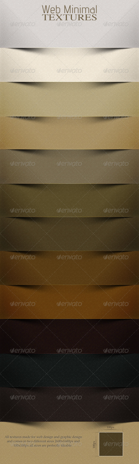 GraphicRiver Minimal Textures 3.0 3435722