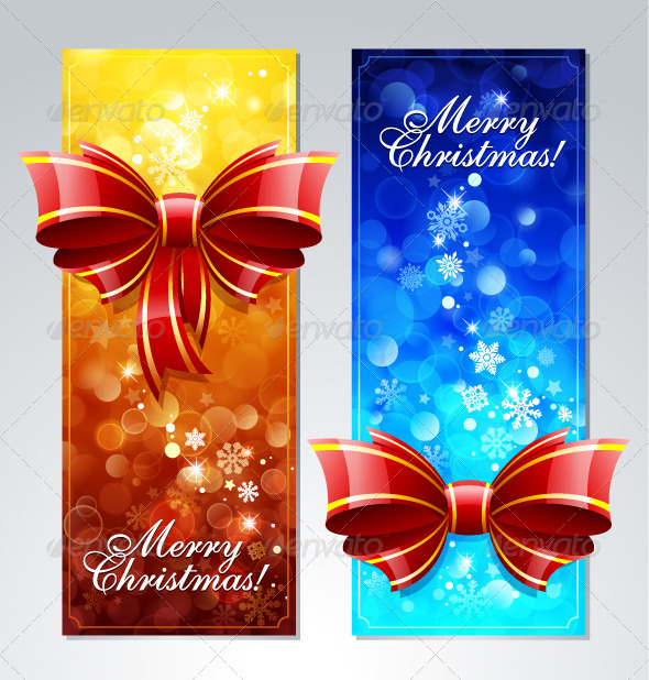GraphicRiver Christmas Greeting Cards 3401161