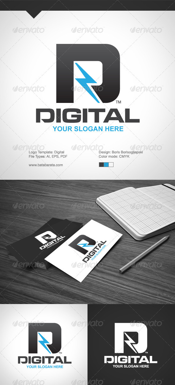 Digital - Logo Templates