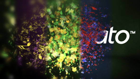 VideoHive Particle Logo Reveal 3394833