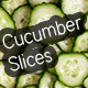 Cucumber Slices - GraphicRiver Item for Sale