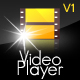 Video Player V1 - ActiveDen Item for Sale