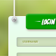 Login Page - Fully Customisable - GraphicRiver Item for Sale