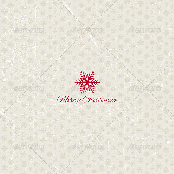 GraphicRiver Snowflake background 3438740