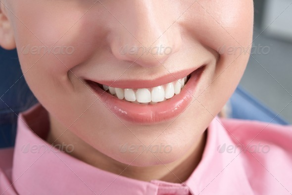 Stock Photo - PhotoDune Healthy smile 370995