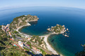 Isola bella, a small island near Taormina, Sicily - PhotoDune Item for Sale