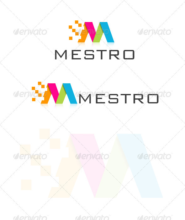Mestro - Letters Logo Templates