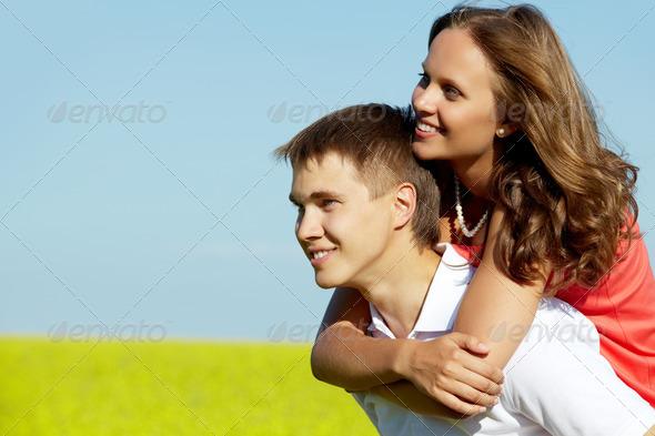 Couple - Stock Photo - Images